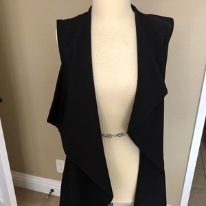 Zara Basics short sleeve belted trench